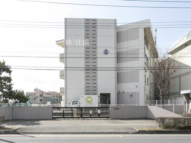 川越市立霞ケ関北小学校