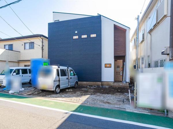 新築戸建 小金井市前原町3丁目 JR中央線武蔵小金井駅 6480万円