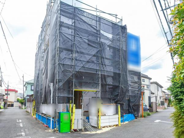 新築戸建 小金井市東町1丁目 JR中央線東小金井駅 4880万円