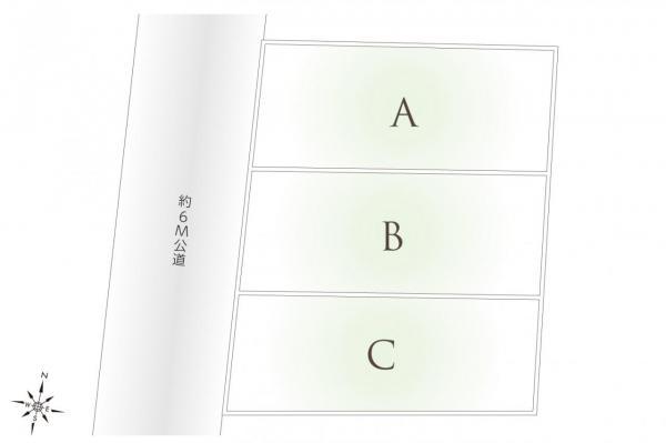 土地 板橋区徳丸2丁目 東武東上線東武練馬駅 4580万円~4780万円