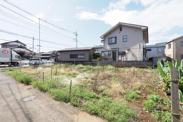 土地 新座市大和田4丁目 JR武蔵野線新座駅 3990万円