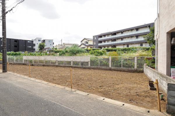 土地 富士見市鶴瀬東2丁目 東武東上線鶴瀬駅 1050万円