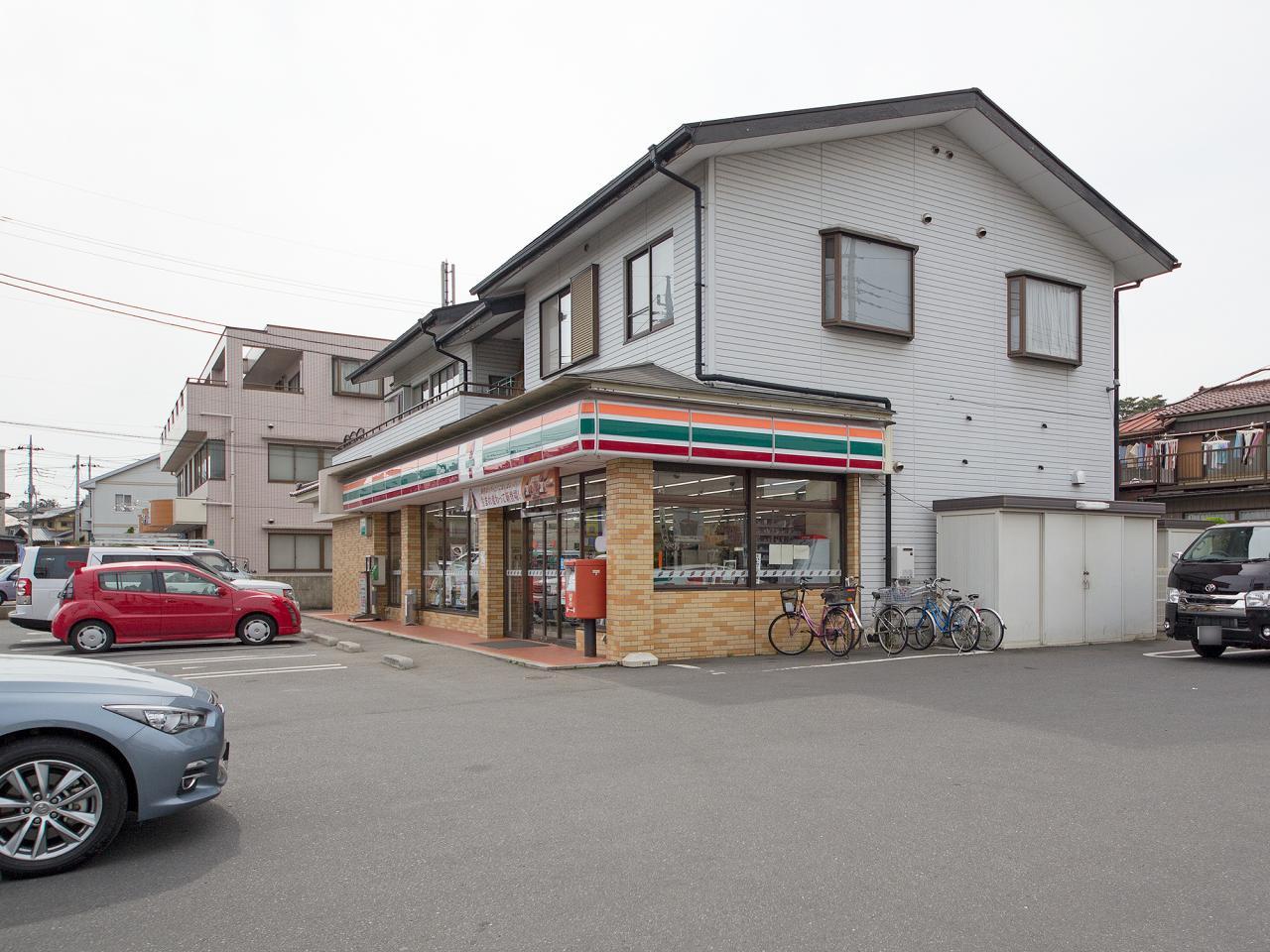 セブン-イレブン 所沢岩崎店
