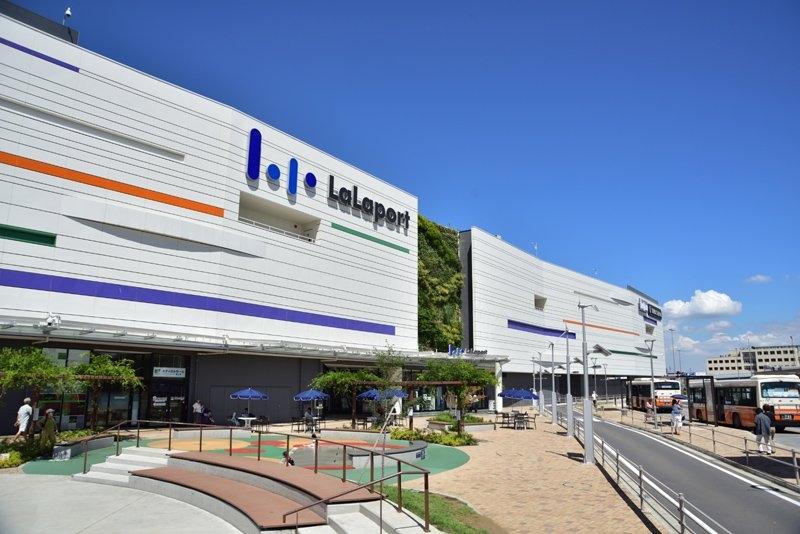 三井ショッピングパークららぽーと富士見