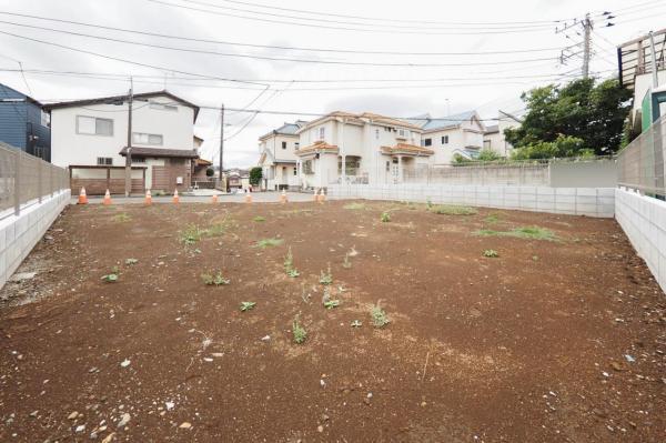 土地 所沢市大字上安松 西武池袋線秋津駅 2400万円