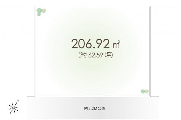 土地 入間市大字野田 西武池袋線仏子駅 1680万円
