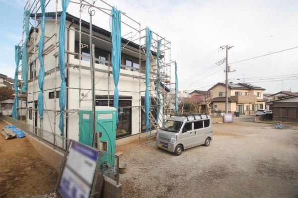 新築戸建 飯能市山手町 西武池袋線飯能駅 3480万円