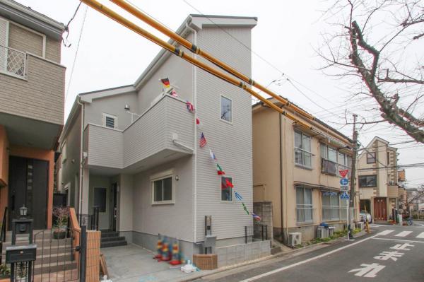 新築戸建 板橋区徳丸6丁目 東武東上線東武練馬駅 5450万円