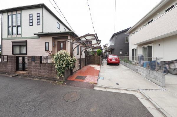 土地 所沢市大字上安松 西武新宿線所沢駅 870万円