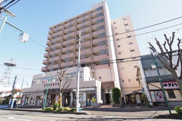 中古マンション 坂戸市日の出町 東武東上線坂戸駅 1480万円