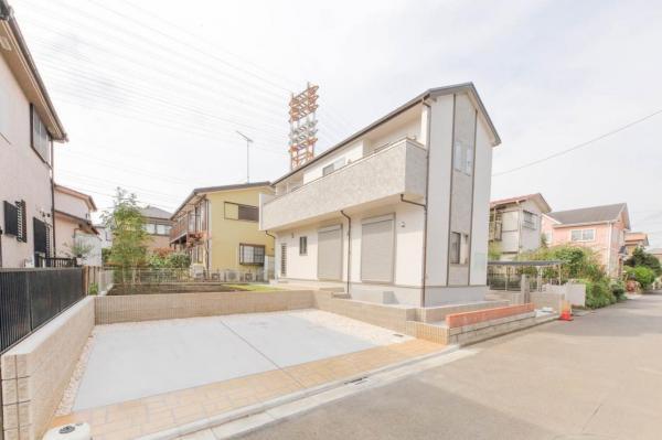新築戸建 所沢市大字下富 西武新宿線新所沢駅 3398万円