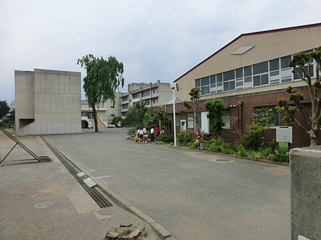 東村山市立第三中学校