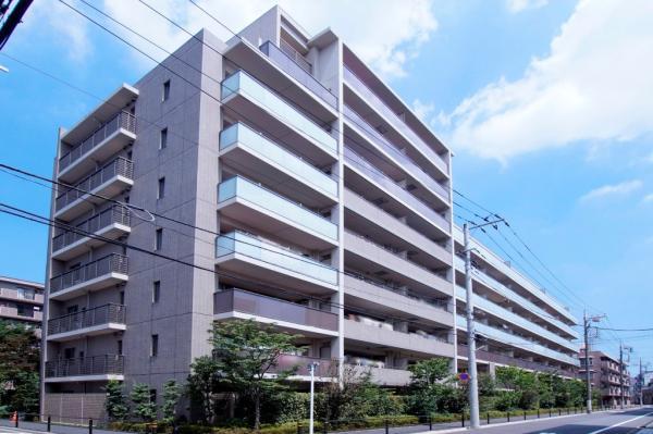 中古マンション 板橋区高島平9丁目 都営三田線西台駅 5480万円