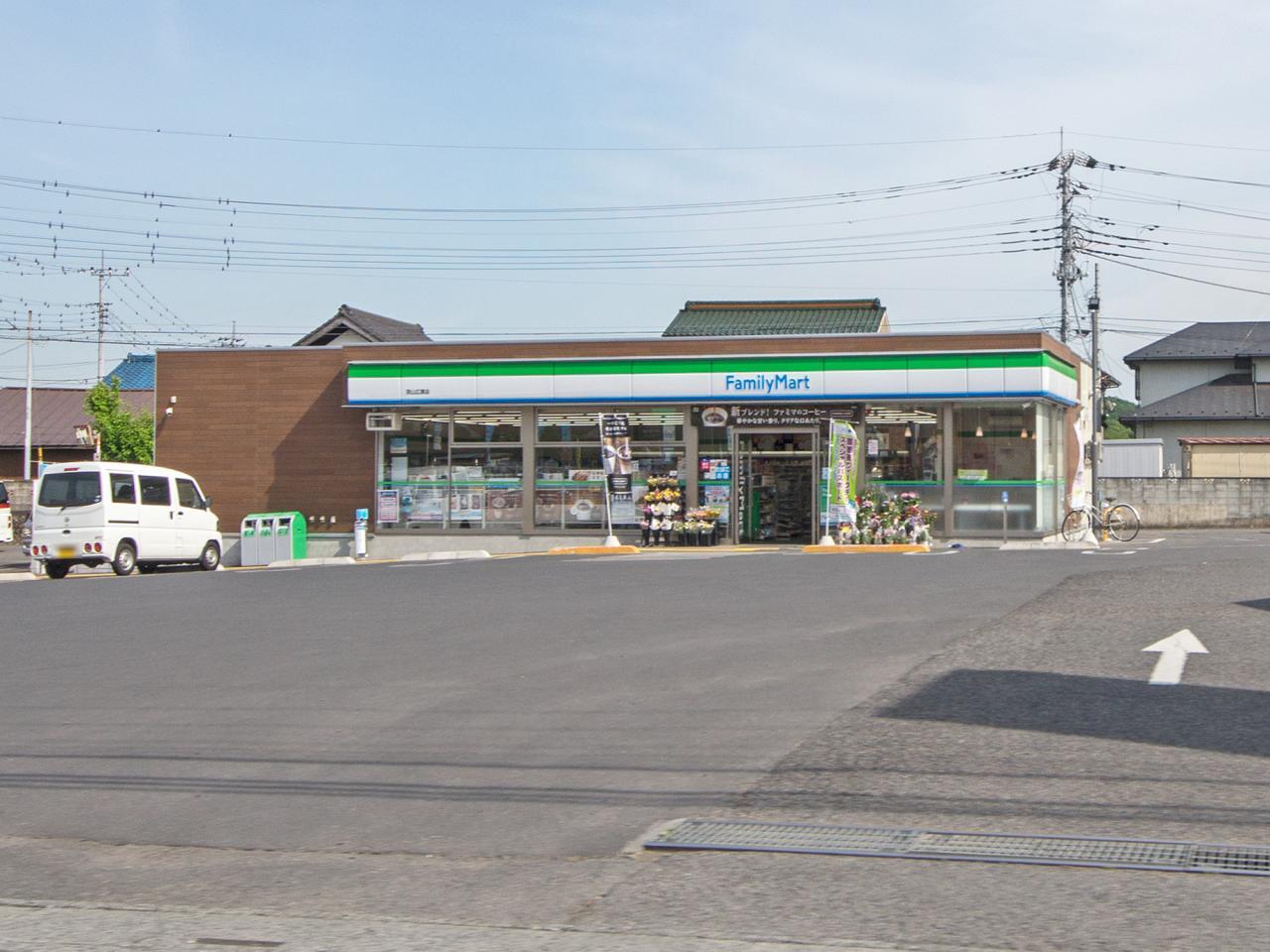 ファミリーマート 狭山広瀬店