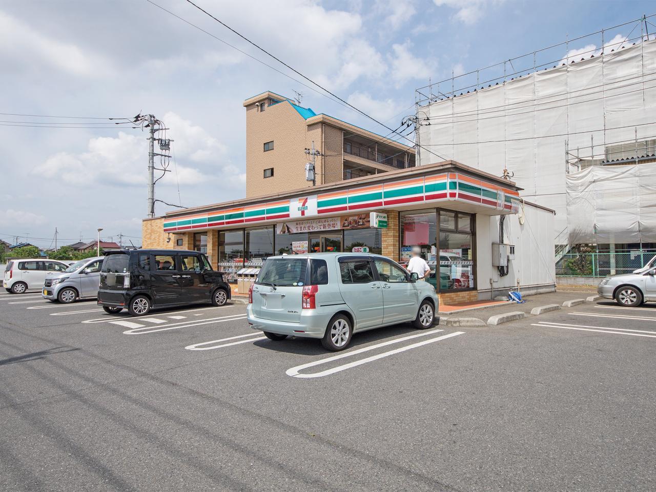 セブン-イレブン 狭山上広瀬店
