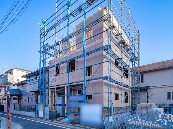 新築戸建 板橋区成増5丁目 都営三田線西高島平駅 4760万円
