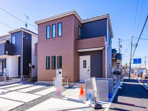 新築戸建 新座市大和田1丁目 JR武蔵野線新座駅 3999万円