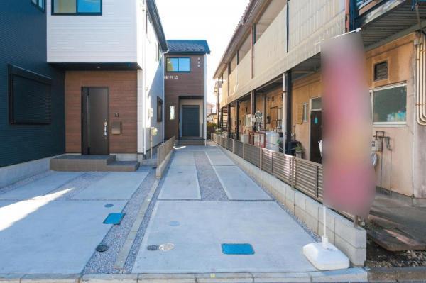 新築戸建 所沢市喜多町 西武新宿線航空公園駅 4180万円