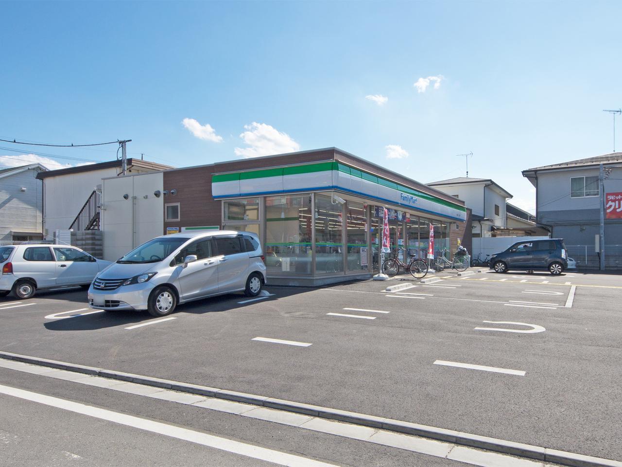 ファミリーマート 新狭山二丁目店