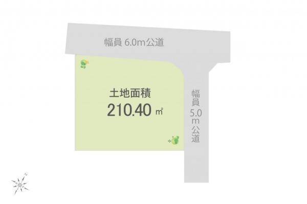 土地 入間市大字仏子 西武池袋線仏子駅 1490万円