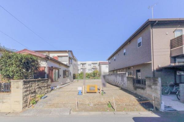 土地 さいたま市南区別所5丁目 JR埼京線中浦和駅 4980万円