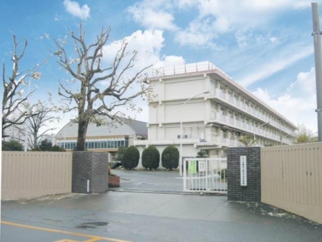 ふじみ野市立花の木中学校