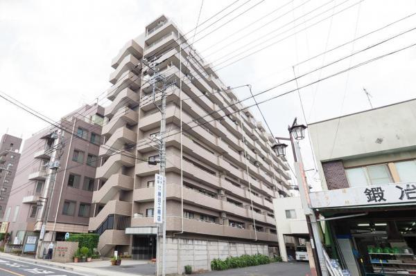 中古マンション 坂戸市本町 東武東上線坂戸駅 1300万円