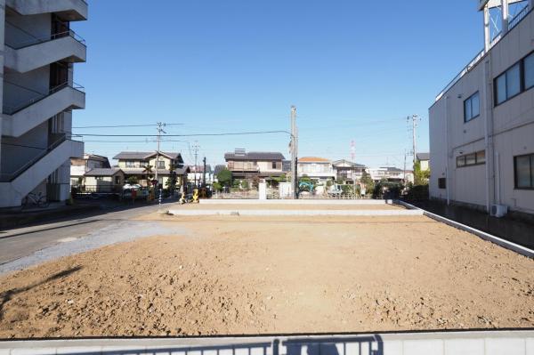土地 川越市大字小室 JR川越線西川越駅 1480万円