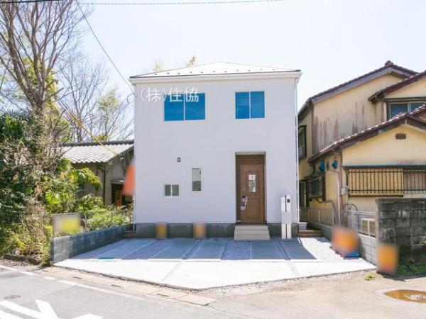新築戸建 坂戸市泉町 東武東上線坂戸駅 2880万円