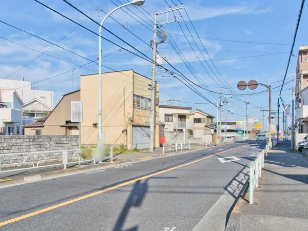 土地 東村山市久米川町5丁目 JR武蔵野線新秋津駅 2700万円