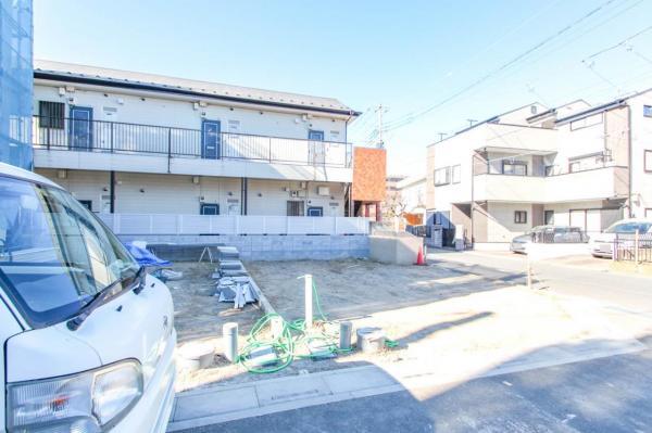 土地 さいたま市南区鹿手袋6丁目 JR埼京線武蔵浦和駅 3180万円
