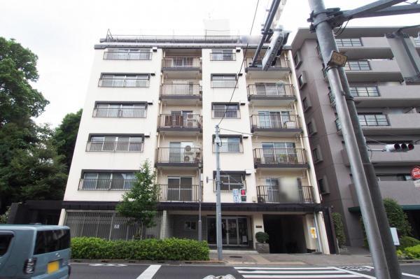 中古マンション 小金井市桜町2丁目 JR中央線武蔵小金井駅 1780万円