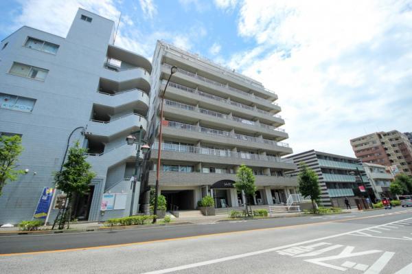 中古マンション 小金井市本町3丁目 JR中央線武蔵小金井駅 3999万円