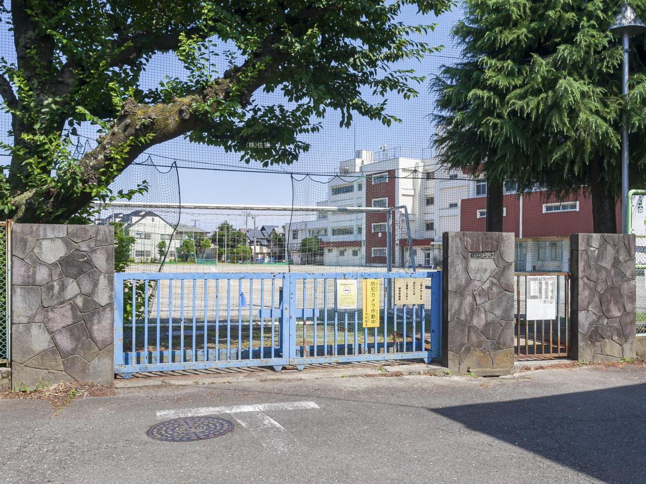 小金井市立緑中学校