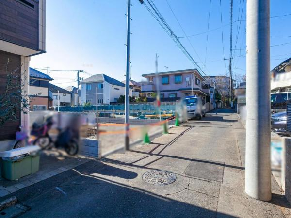 新築戸建 小金井市梶野町3丁目 JR中央線東小金井駅 5980万円