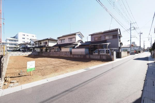 土地 坂戸市関間2丁目 東武東上線坂戸駅 2680万円