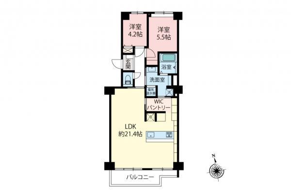 中古マンション 和光市本町 東武東上線和光市駅 5380万円