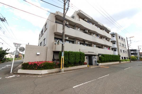 中古マンション 所沢市東所沢3丁目 JR武蔵野線東所沢駅 980万円