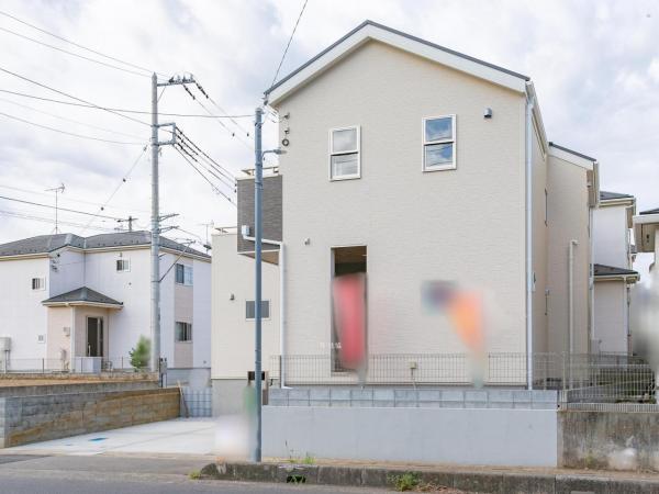 新築戸建 富士見市諏訪2丁目 東武東上線鶴瀬駅 3880万円