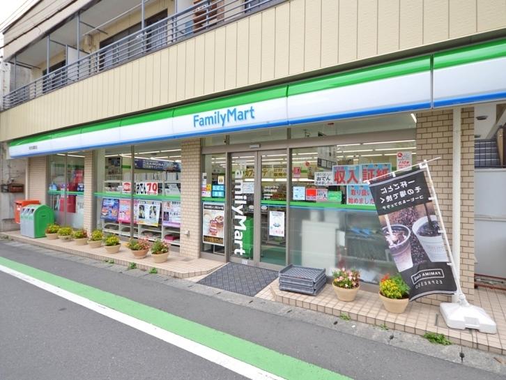 ファミリーマート 所沢松葉町店