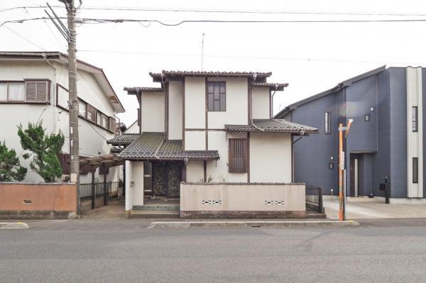 土地 富士見市山室1丁目 東武東上線鶴瀬駅 1880万円
