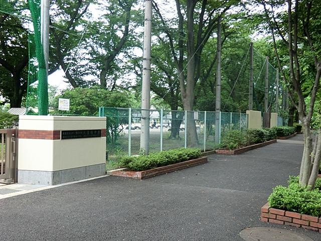 練馬区立大泉学園桜小学校