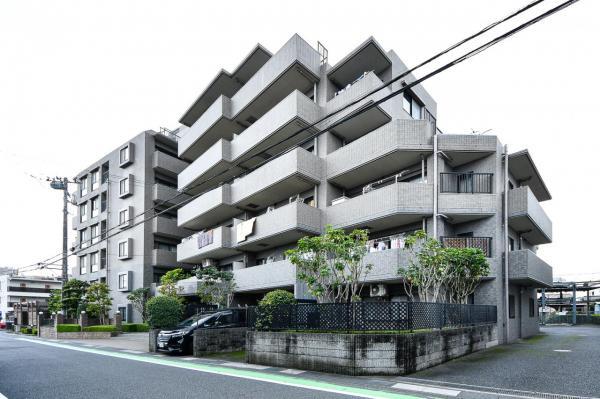中古マンション 富士見市鶴瀬東2丁目 東武東上線鶴瀬駅 2680万円