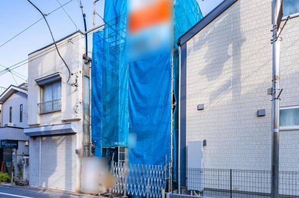 新築戸建 練馬区田柄1丁目 副都心線平和台駅 3880万円