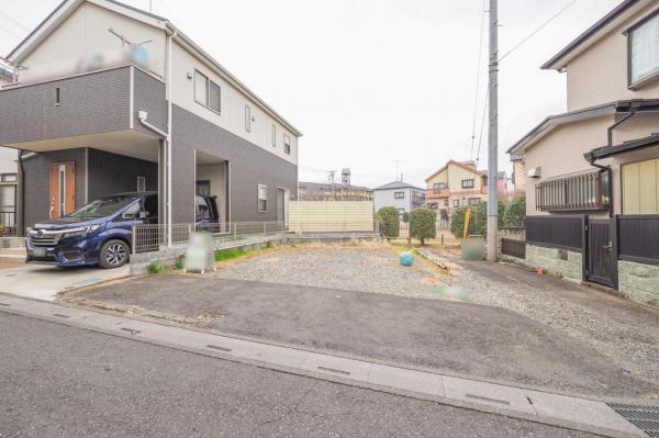 土地 富士見市鶴馬1丁目 東武東上線鶴瀬駅 1480万円