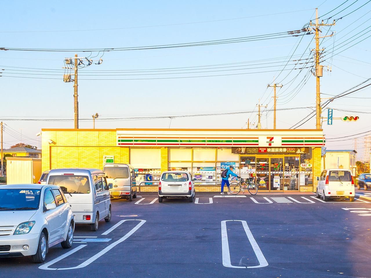 セブン-イレブン 狭山水野月見野店