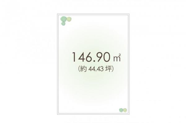 土地 西東京市富士町2丁目 西武新宿線東伏見駅 3198万円
