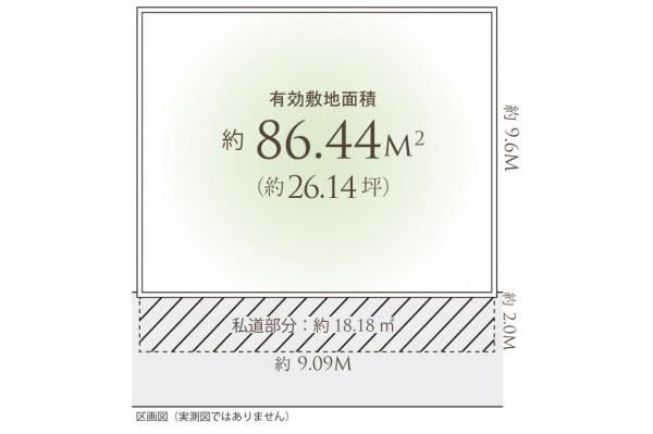 土地 江戸川区松江7丁目 都営新宿線一之江駅 3880万円
