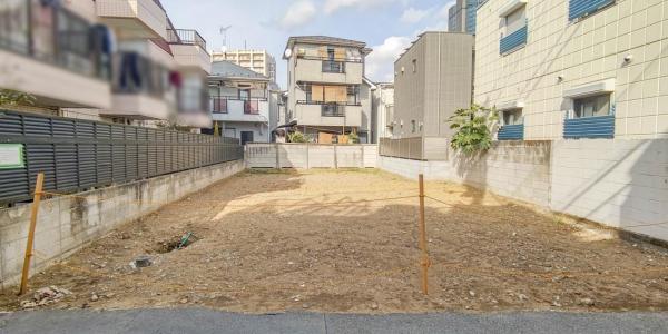 土地 新宿区若葉1丁目 丸の内線四ツ谷駅 2億5600万円