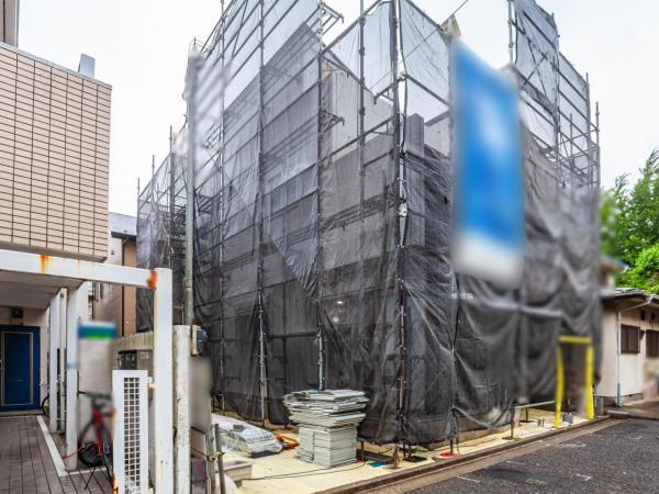 新築戸建 練馬区関町南4丁目 西武新宿線武蔵関駅 6480万円